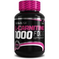 L-Carnitine 1000 mg (60таб)