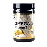 Omega-3 + Vitamin E (90капс)