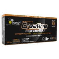 Creatine Mega Caps 1250 (120капс)